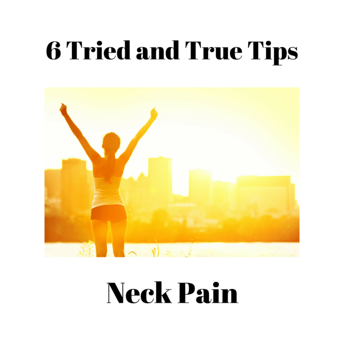 neck pain, sleep, nutrition, mindset, physical activity