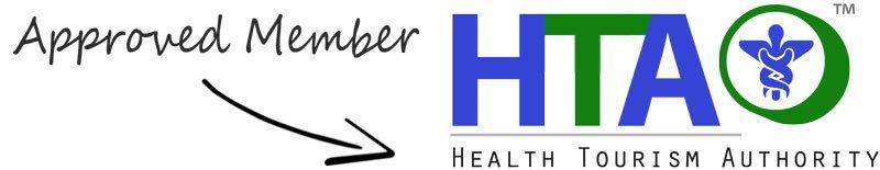 health tourism authority logo