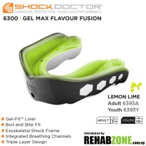 Shock Doctor Gel Max FlavorFusion Lemon Lime Features Rehabzone Singapore