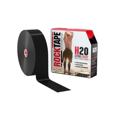 RockTape H2O 5x32 Black Rehabzone Singapore