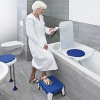 Badewannenlift Aquatec Orca - zum selbststndigen Baden