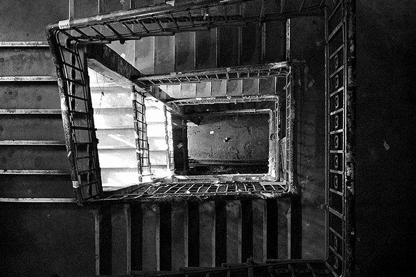 Treppenhaus Tacheles