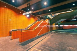 ICC Treppe Parkdeck