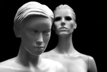 Mannequins - Panasonic DMC-GX80 f/1.7 1/200sec ISO-640 25mm