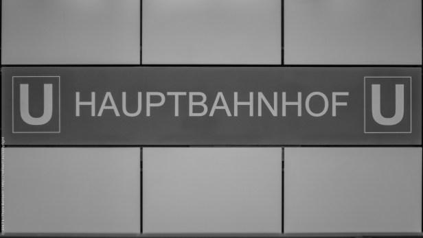 U55 Hauptbahnhof