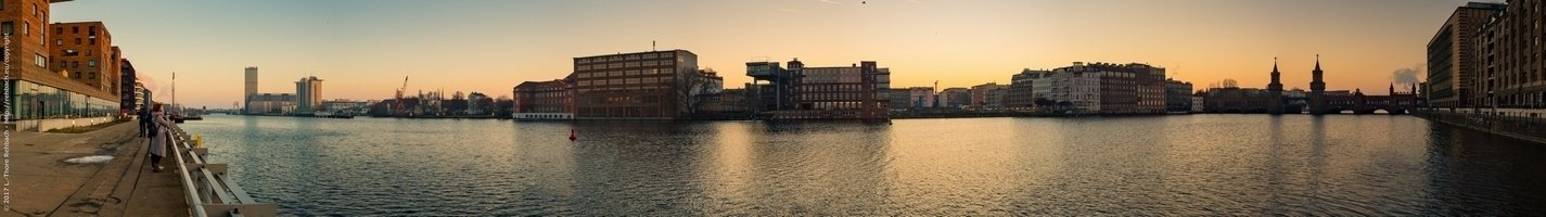 Spree Panorama – 180°