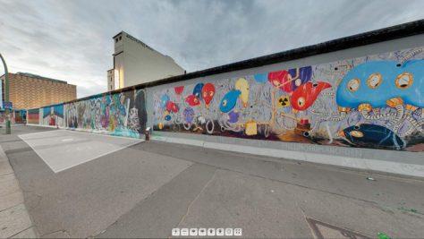 East Side Gallery by Steffen Schnur – Rehbach.eu - Bildermacher