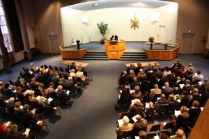 kerkdienst