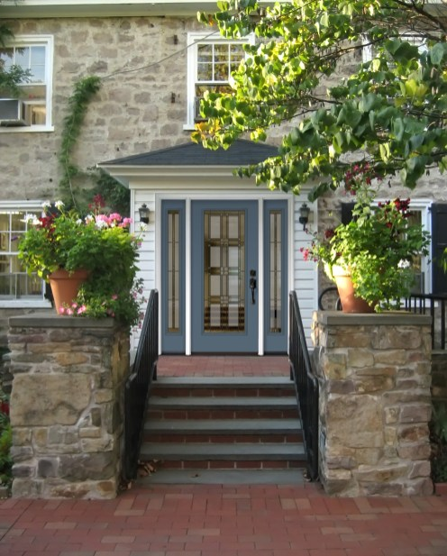 A new front door can bring your classic home back to life.