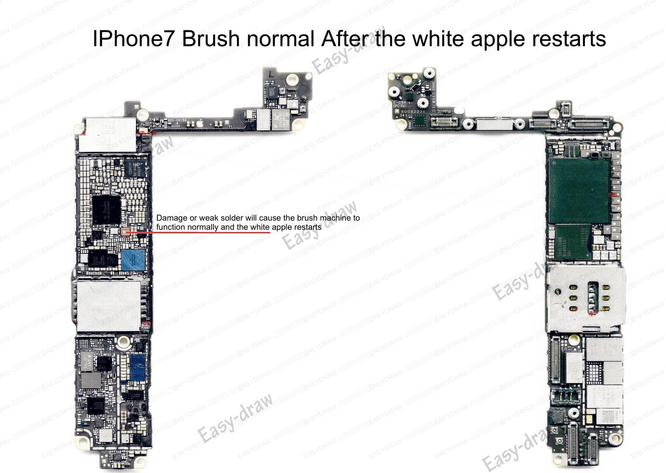 iPhone 7 No iTunes Error Boot Loop Repair Solution – ReHot Cpu Bro