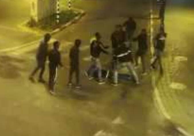 חדשות רחובות - פרשת תקיפה באמצעות לבנה על ראשו של נער - תמונת ארכיון: צילום דוברות משטרת ישראל - רחובות ניוז