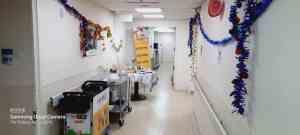 חדשות רחובות - מחלקות הקורונה בית חולים קפלן צילום עידן מקאניק - רחובות ניוז