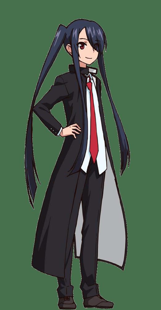 Kuromaru Tokisaka from UQ Holder! Magister Negi Magi!