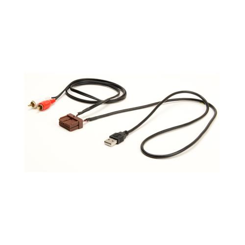 Pac Usb Retention Cable For Hyundai And Kia Vehicles 2009
