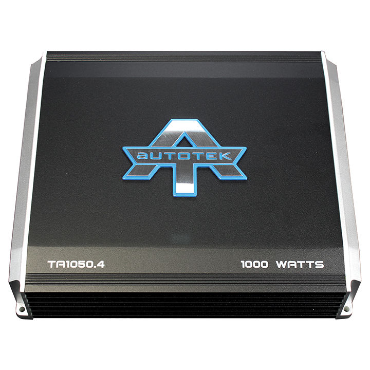 1000w 4 Ch Audio Car Amplifier 4 Channel Amp 4gauge Wire Kit Ebay