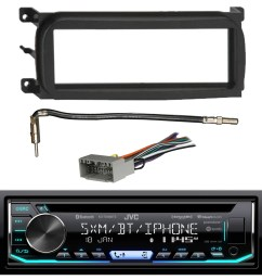 the installation kit allows easy mounting of your single din radio in select 1998 2009 chrysler dodge jeep and plymouth vehicles [ 1600 x 1600 Pixel ]