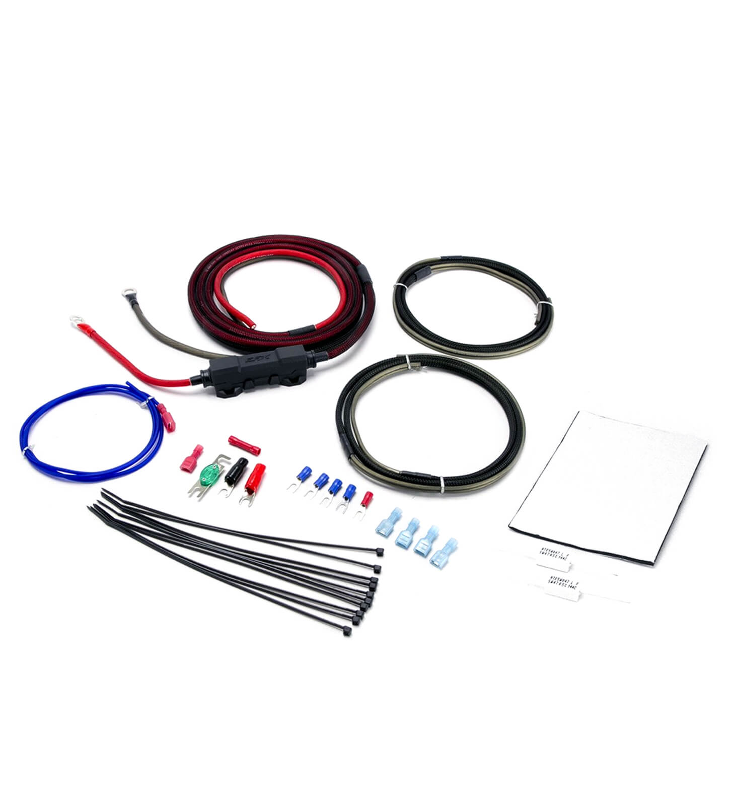 Pioneer CD Radio Harley Adapter Install Kit, 6.5