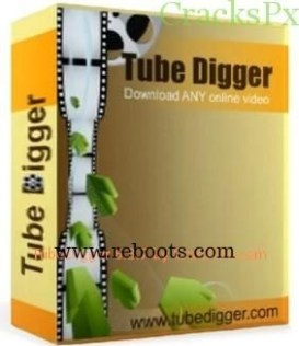 TubeDigger 6.8.5 Crack With License + Registration Key {2019}