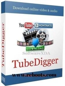 TubeDigger 6.5.6 Crack With License + Registration Key {2018}