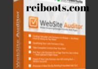 Website Auditor 4.48.4 Crack with Registration key Download