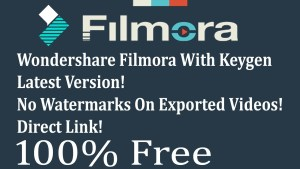 Wondershare Filmora 9.1.5 Full Crack With Registration Code