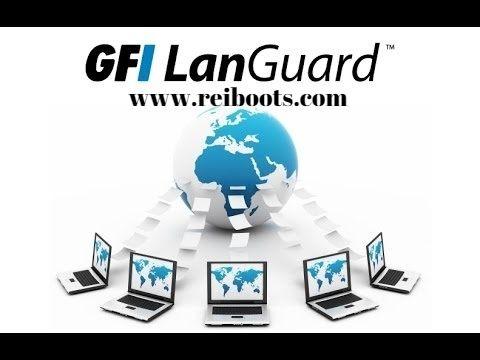 GFI LanGuard 12.4 crack + License & Serial key Free Download