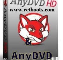 AnyDVD HD 8.5.3.0 Crack + Patch & Keygen Free Download
