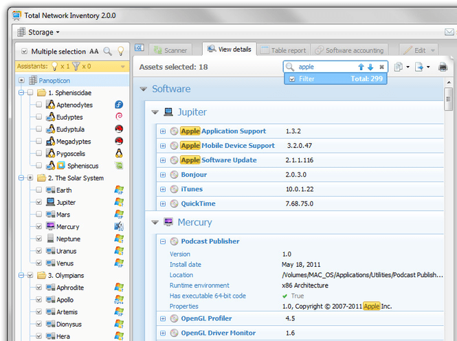 Total Network Inventory 4.3.2 Build 4252 Crack with Serial & License key Is Here.