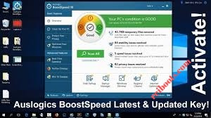 Auslogics BoostSpeed 10.0.22.0 Crack With Keygen & Serial key Free Download