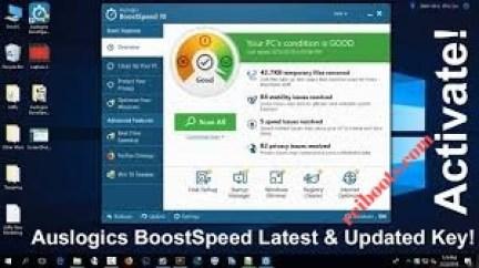 Auslogics BoostSpeed 10.0.23.0 Crack With Free Keygen