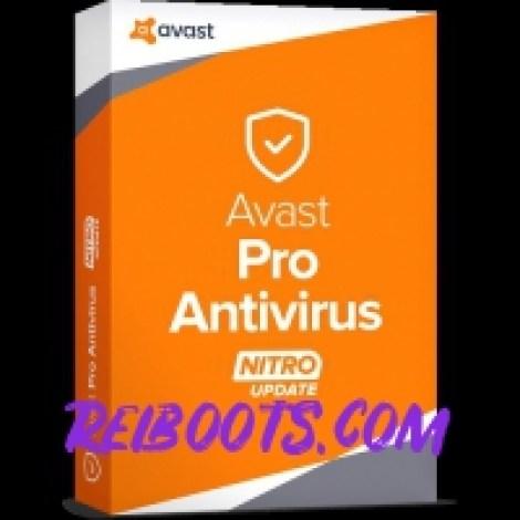 Avast Pro Antivirus 20.2.2401 Full Crack With Free Activation Code