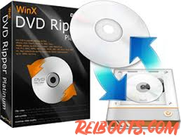 WinX DVD Ripper Platinum Serial Key 8.9.0 Version With Full Crack
