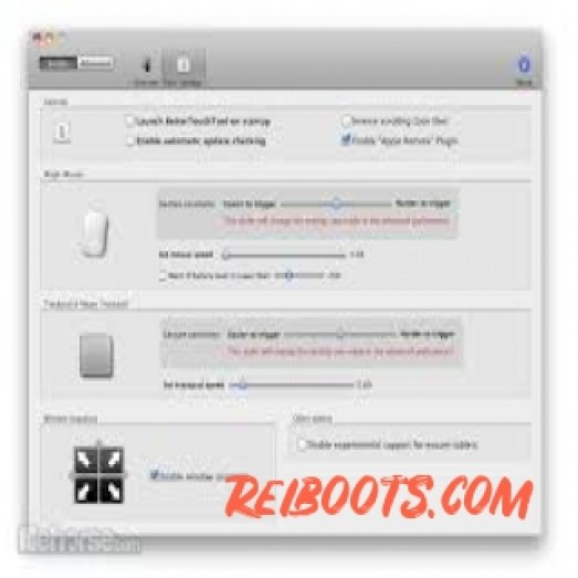 BetterTouchTool 3.346 Crack With Free License key Download