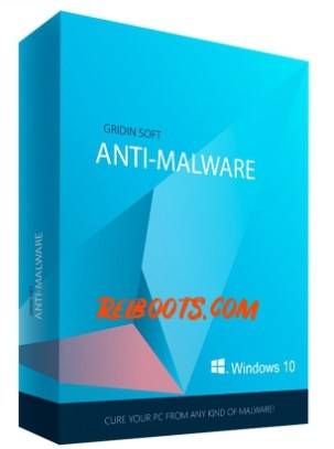 GridinSoft Anti-Malware 4.1.51 Crack With Free Activation Code