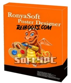 RonyaSoft Poster Printer 3.2.19.2 Full Crack With Registration Code & Key Free Download