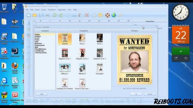 RonyaSoft Poster Printer 3.2.20 Full Crack With Registration Code & Key Free Download