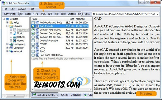 Total Doc Converter 5.1.0.211 Full Crack With Free Serial key Download