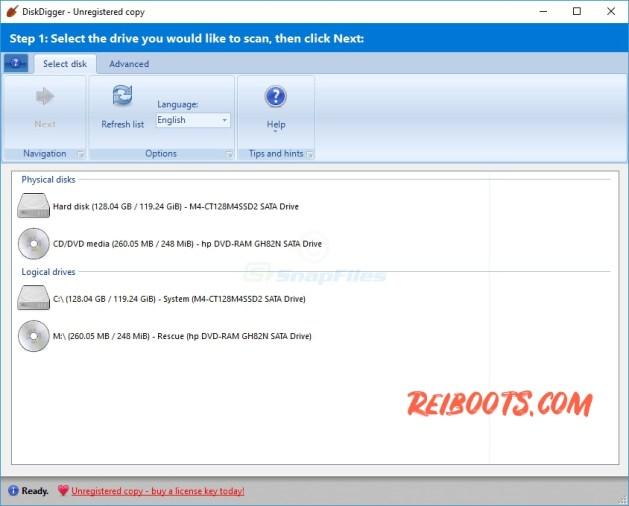 DiskDigger 1.31.47.3037 Full Crack With License Key [Latest]