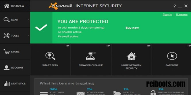 Avast Internet Security 20.2.2401 Full Crack With Free Activation Code 2020