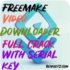 Freemake Video Downloader 3.8.2.25 Crack [LifeTime] Serial Key