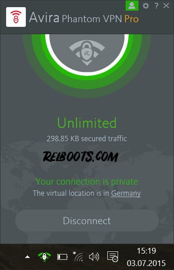 Avira Phantom VPN Pro 2.29.2.24183 Full Crack [Updated] Torrent Key