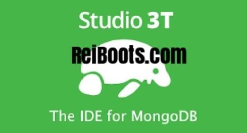 Studio 3T 2019.7.1 Crack Full Version License Key Free Download
