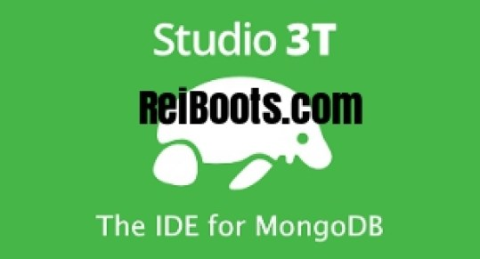 Studio 3T 2020.3.1 Crack Full Version License Key Free Download