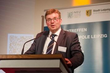 Kai-Uwe Blechschmidt, Vorsitzender des Netzwerk Energie & Umwelt e.V. über die Entwicklung des Clusters Energie und Umwelttechnik