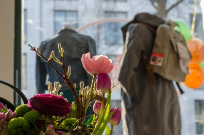 Glück Leipzig - Umstands- & Stillmode, Kindermode und Accessoires; Foto: Andreas Reichelt