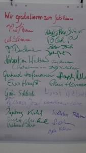 Grussadressen beim Sudetendeutschen Tag