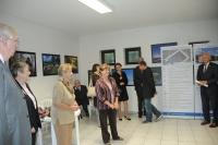 Krista Blaževičová, die Vorsitzende des Verbands der Deutschen in Liberec begrüßte die Gäste