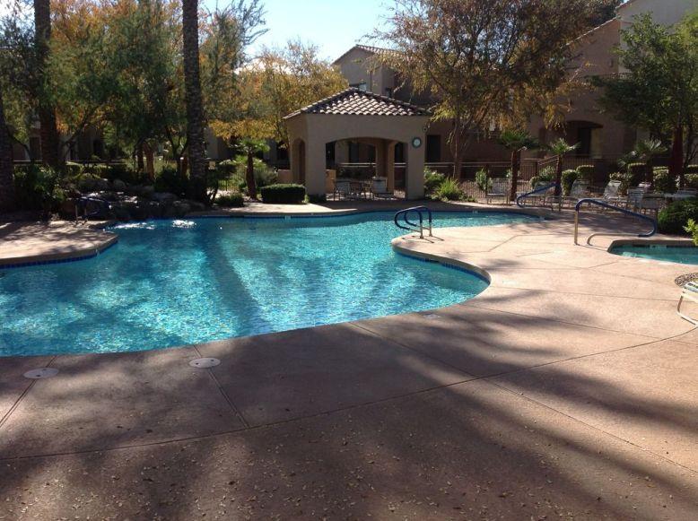 Community Pool 4