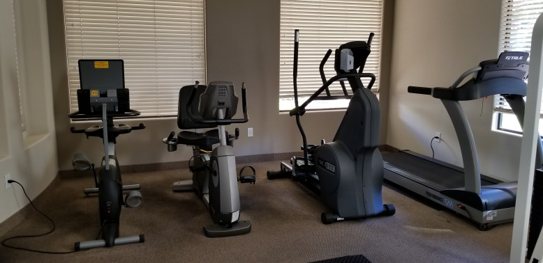 Gym _ Workout Area 2