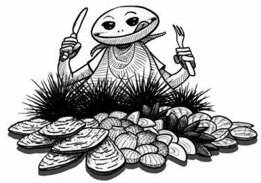 Pidapi V6: les grenouilles adooorent les fruits de mer